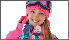 Girls Ski Jackets (Ages 6-16)