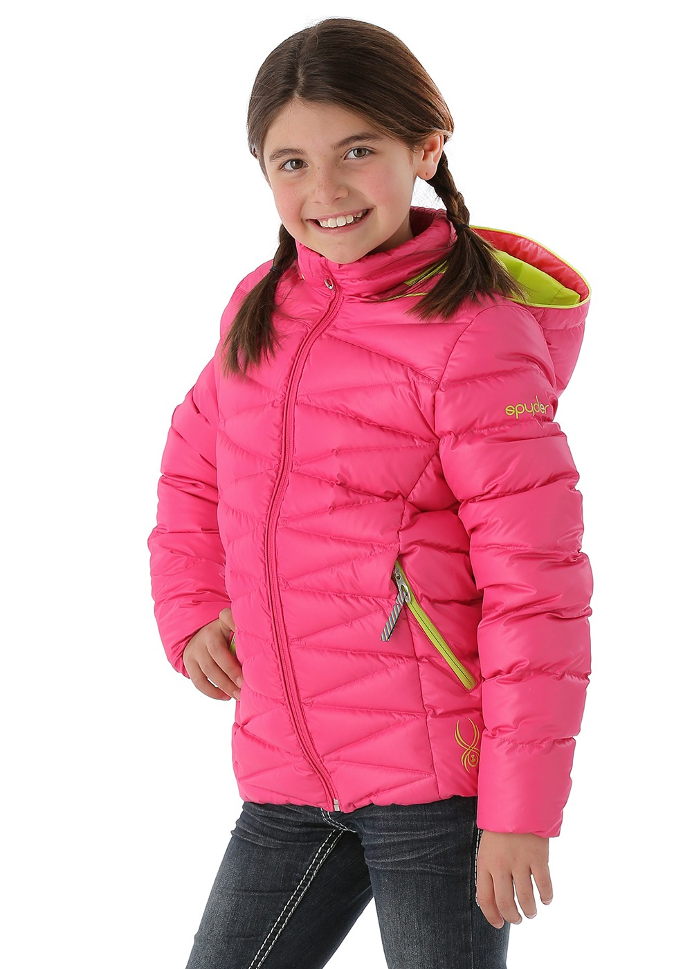 Shop a number of girls' winter jackets from some of the industry's best brands and bring home girls' coats that will help her stay warm in the elements. It is important that kids get exercise and fresh air .