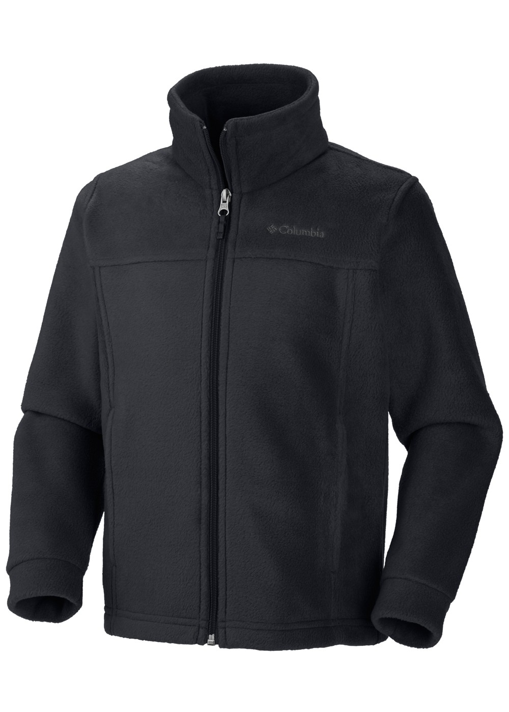 Columbia Boys Steens Mt II Fleece (Black) Studio