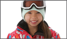 Little Girls Snowboard Jackets (Ages 0-8)