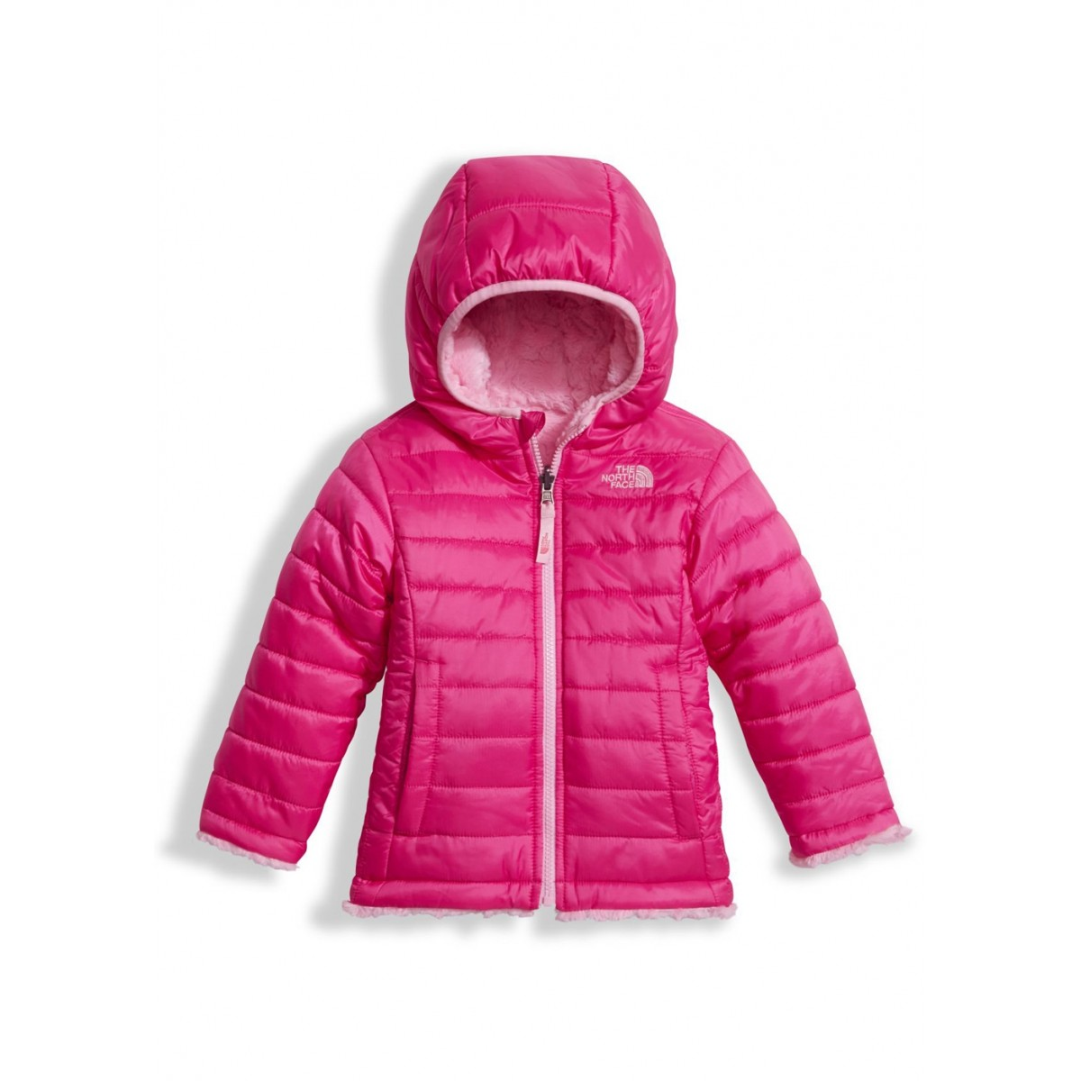 afb5563cf Toddler Girls Reversible Mossbud Swirl Jacket