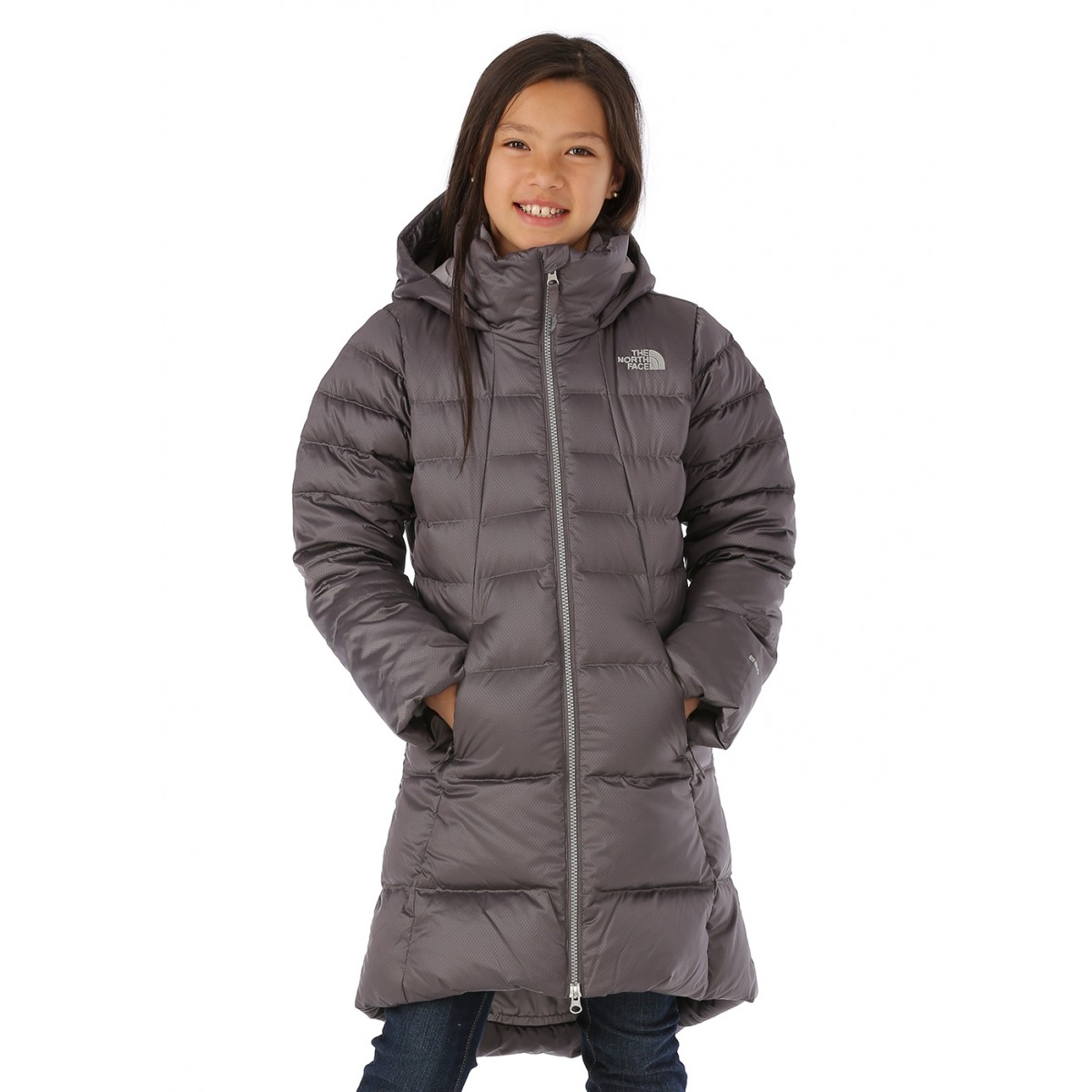 1334a748b The North Face Girls Elisa Down Parka