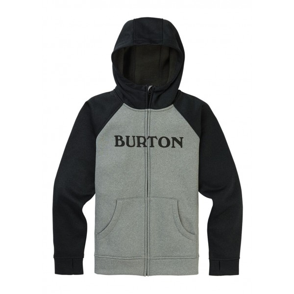 Burton Youth Oak Full-Zip  - WinterKids.com