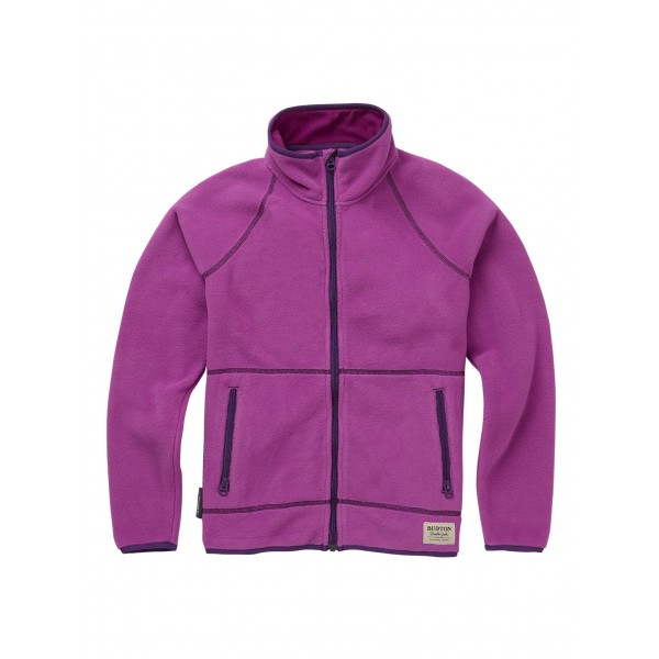 Burton Youth Spark Fleece Full Zip - WinterKids.com