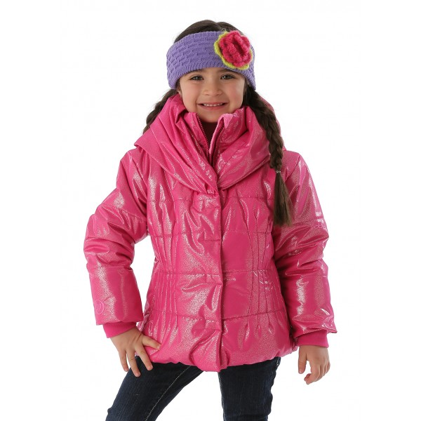 Obermeyer Girls Ingenue Jacket (Wild Berry Sparkle)
