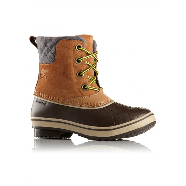 Sorel Youth Slimpack II Lace Boot - WinterKids.com