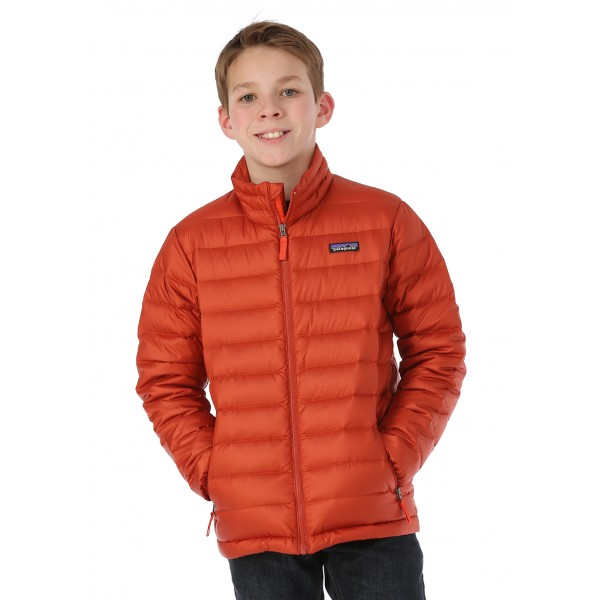 Patagonia Boys Down Sweater - WinterKids.com