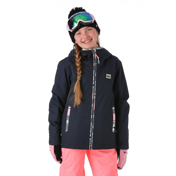 Billabong Girls Sula Insulated Jacket - WinterKids.com