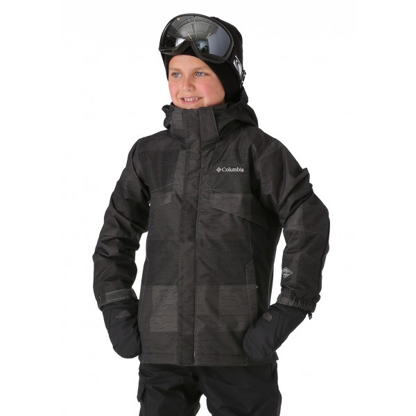 Columbia Boys Bugaboo II 3-in-1 Jacket - WinterKids.com