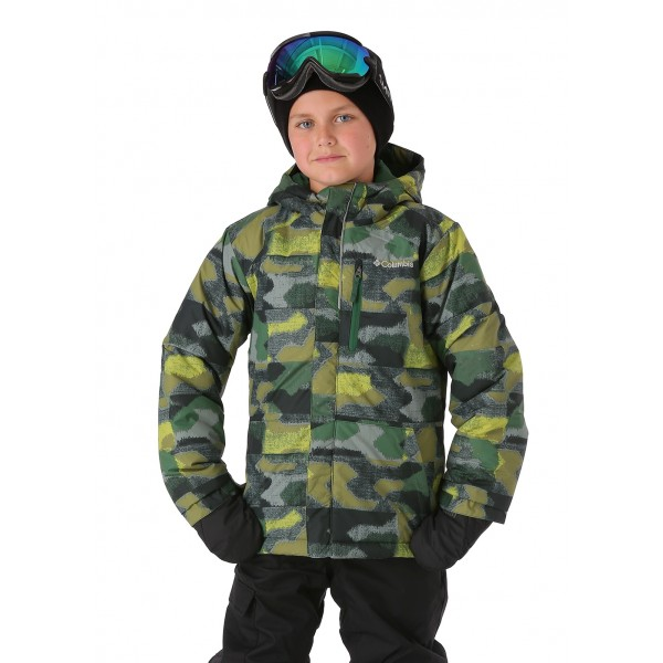 Columbia Boys Lightning Lift Jacket - WinterKids.com
