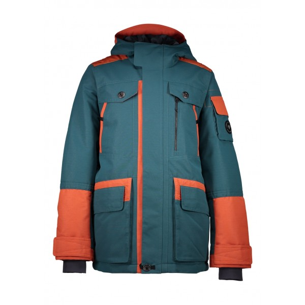 Obermeyer Boys Trekk Jacket - WinterKids.com