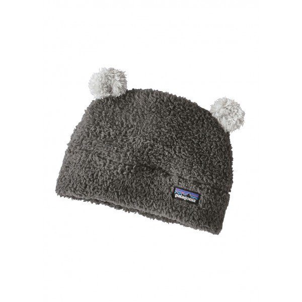 Patagonia Baby Furry Friends Hat Infant Winter Beanie