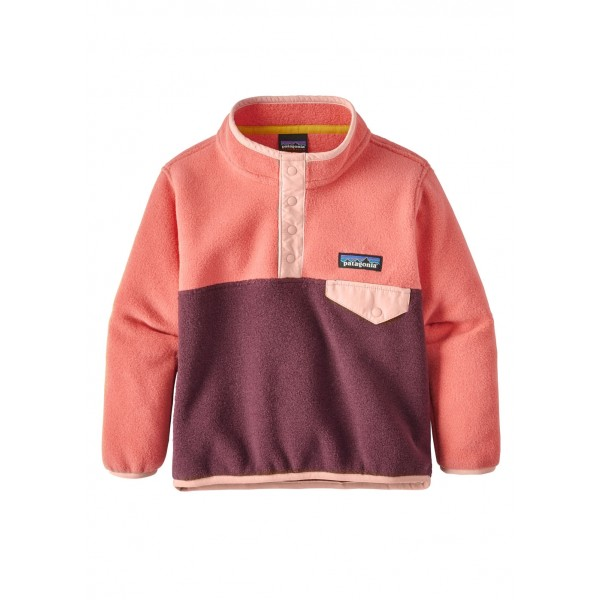 Patagonia Baby Lightweight Synch Snap-T Pullover - WinterKids.com
