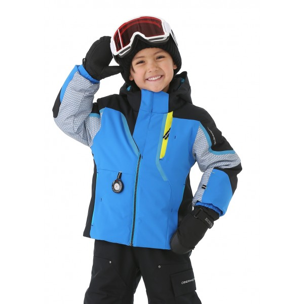 Obermeyer Toddler Boys Formation Jacket - WinterKids.com
