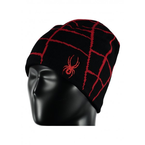Spyder Boys Web Hat - WinterKids.com