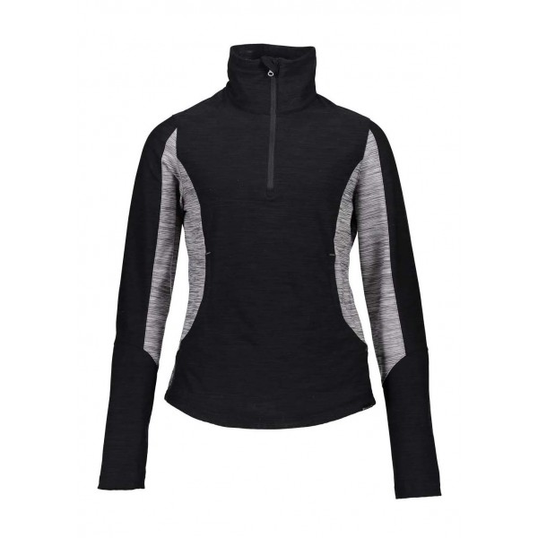Obermeyer Girls Clara 1/4 Zip Top - WinterKids.com