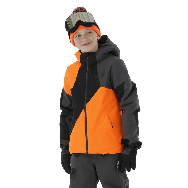 Spyder Boys Ambush Jacket - WinterKids.com