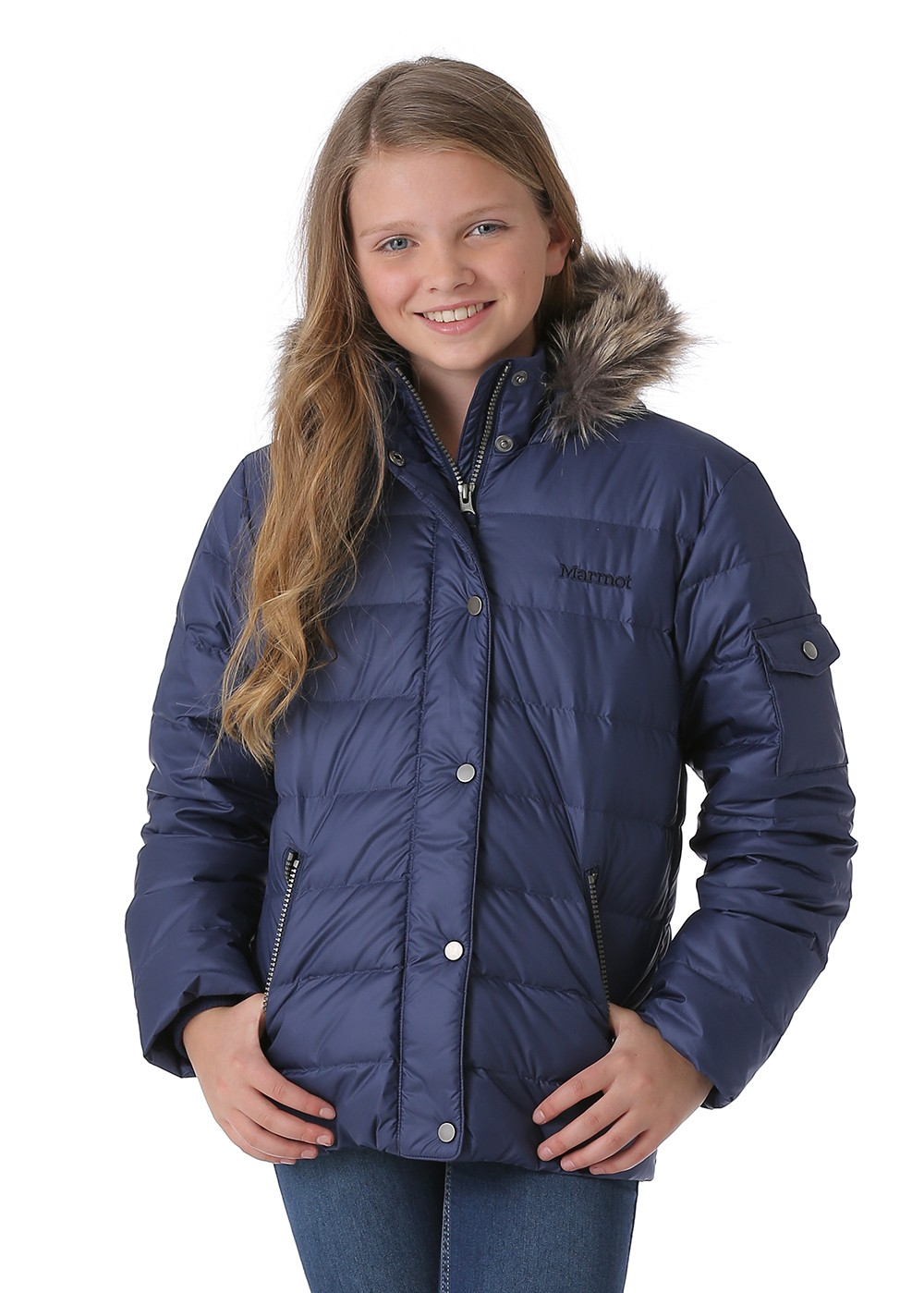 Marmot Girls Hailey Jacket Girls Jackets Kids Jackets