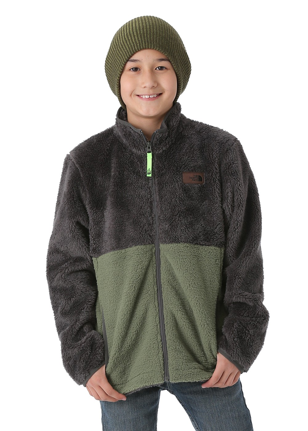 The North Face Boys Sherparazo Jacket