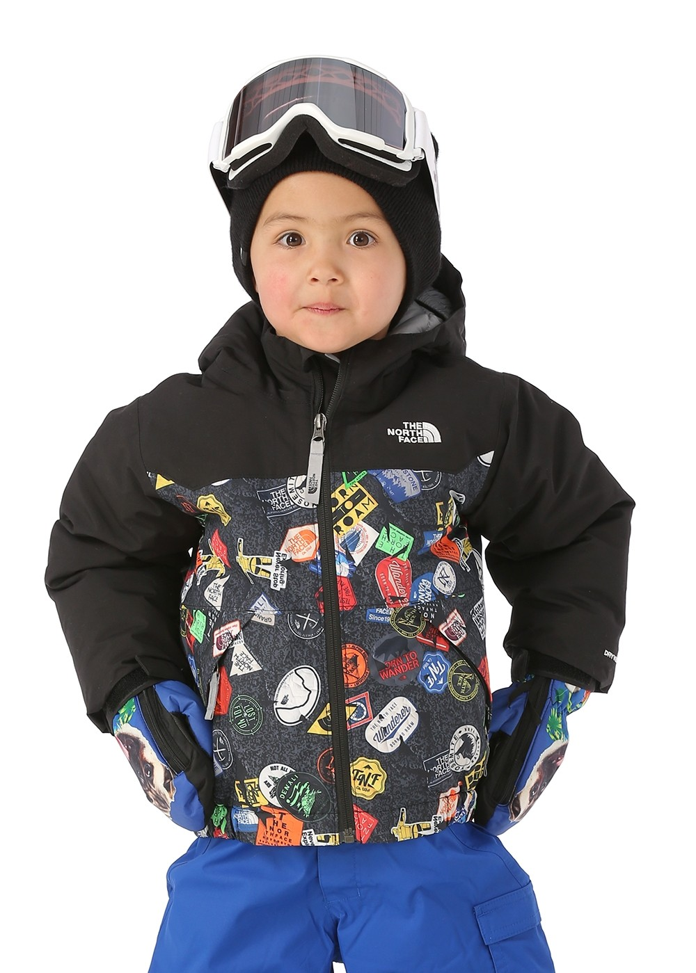 The North Face Toddler Boys Brayden Insulated Jacket