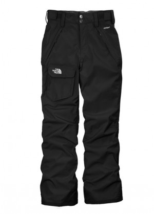 Girls Freedom Insulated Pant (TNF Black)