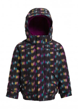 Burton Girls Minishred Whiply Jacket - WinterKids.com