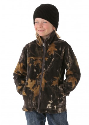 Columbia Boys Zing II Fleece (Timberwolf)