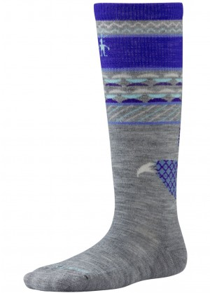 Smartwool Kids Wintersport Fox Sock