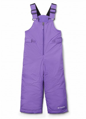 Columbia Youth Snowslope II Bib Pant - WinterKids.com