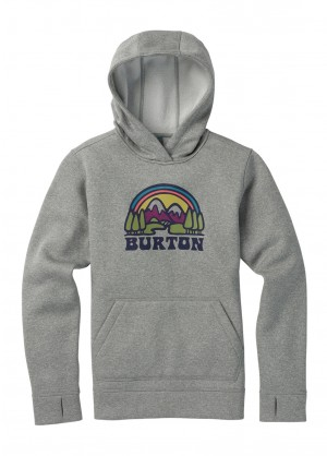 Burton Girls Oak Pullover - WinterKids.com