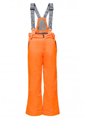 Spyder Boys Guard Side Zip Pant - WinterKids.com