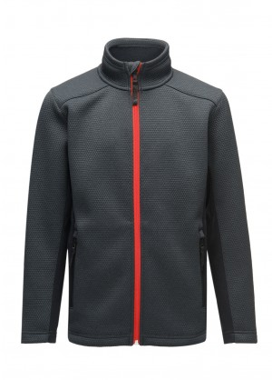 Spyder Boys Encore Full Zip Jacket - WinterKids.com