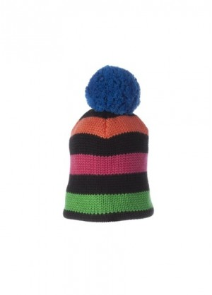 Dani Knit Hat (Black)