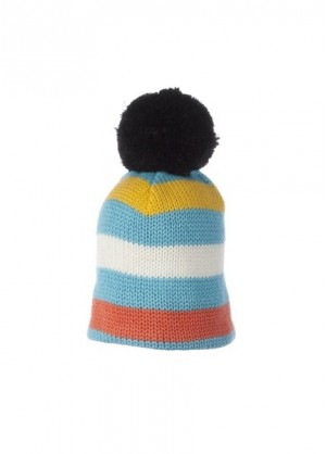 Dani Knit Hat (Waterfall)