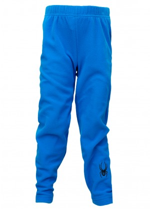 Spyder Mini Momentum Fleece Pant (Stratos Blue)