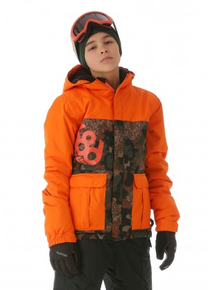 686 Boys Elevate Insulated Jacket