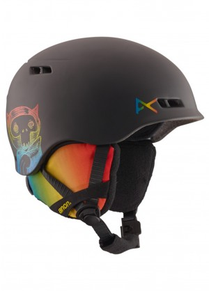 Anon Boys Burner Helmet