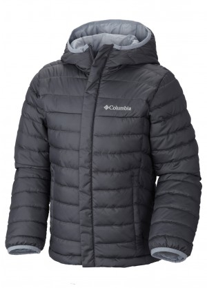 Columbia Boys Powder Lite Puffer