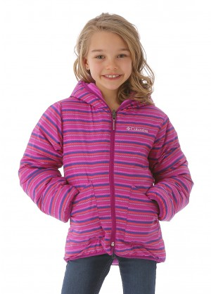 Columbia Girls Dual Front Jacket