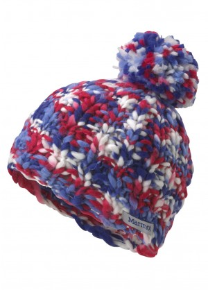 Marmot Girls Frosty Pom Hat