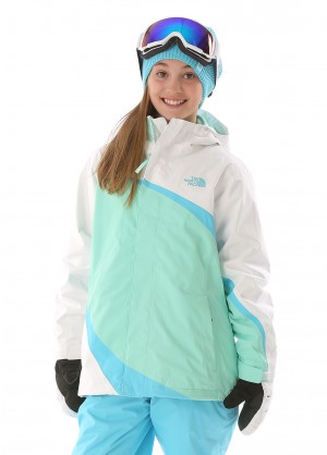 The North Face Girls Mountain View Triclimate 3-in-1 Jacket