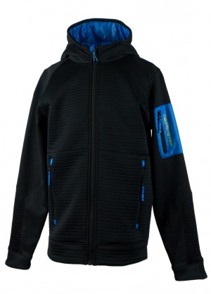 Obermeyer Boys Match Fleece Hoodie - WinterKids.com