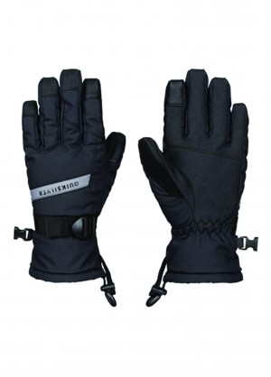 Quiksilver Boys Mission Youth Glove - WinterKids.com