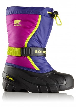 Sorel Youth Flurry Boot - WinterKids.com