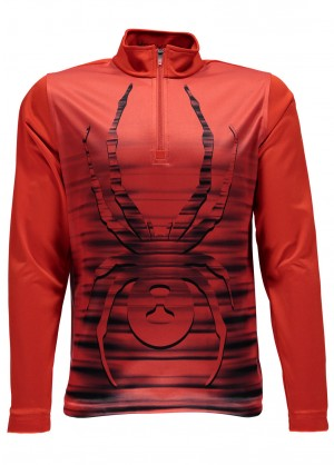 Spyder Boys Powergrade Dry WEB T-Neck - WinterKids.com