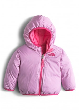 The North Face Infant Reversible Moondoggy Jacket - WinterKids.com