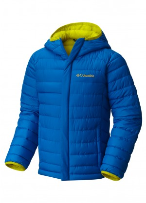 Columbia Boys Powder Lite Puffer - WinterKids.com