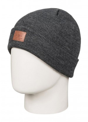 DC Boys Label Beanie - WinterKids.com