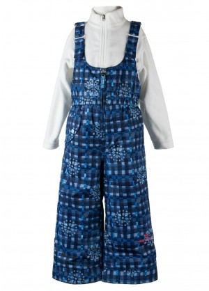 Toddler Girls Snoverall Print Pant