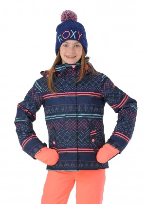 Roxy Girls Jetty Jacket - WinterKids.com
